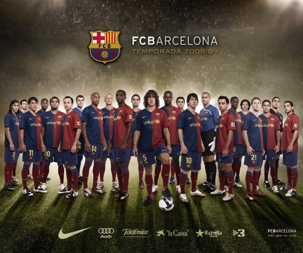 Barcelona Wallpaper 9